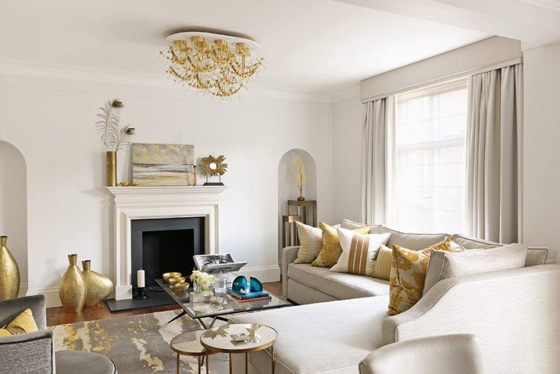 Harmonious space and colours - Ezralow interior design interior design The 5 Wonders of Interior Design kamini ezralow hg100 950 e1472822372372