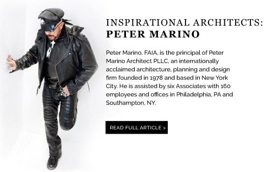 Peter Marino shopping in nyc Shopping in NYC: Peter Marino 's italian style in FENDI store Peter Marino