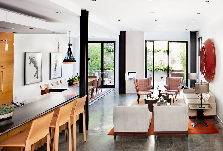 Superbe San Francisco Famous Interior Designers Antonio Martins S Noe Valley  Residence Interior Design Firms ...
