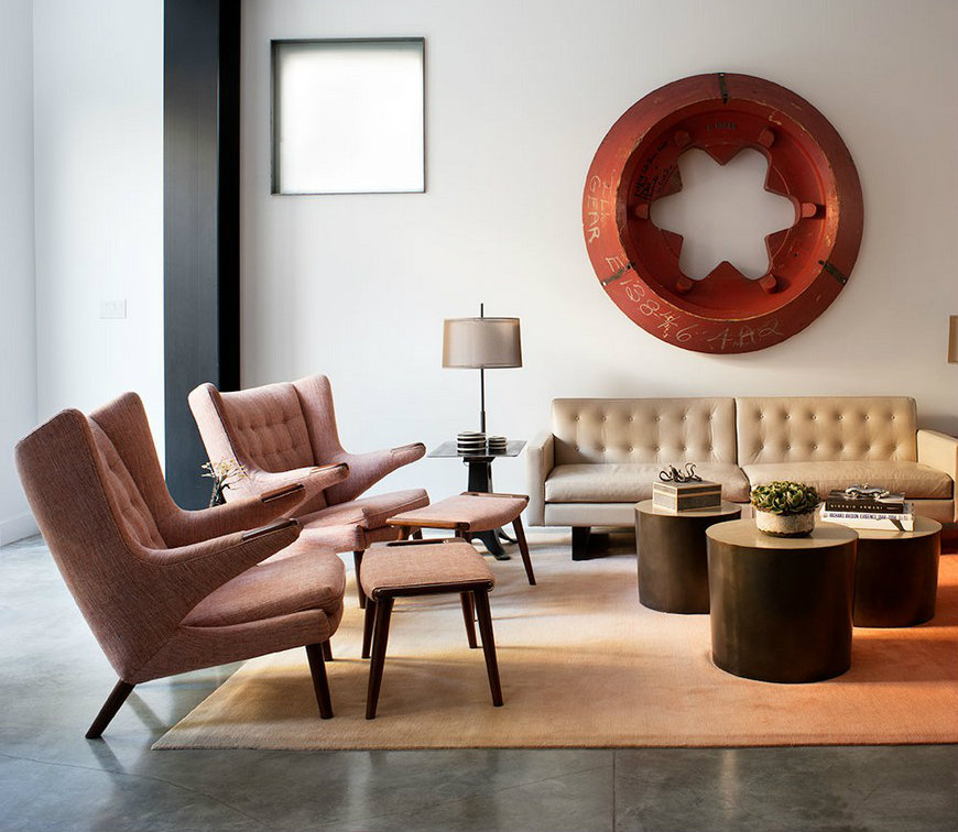 . San Francisco famous interior designers  Antonio Martins  s Noe Valley
