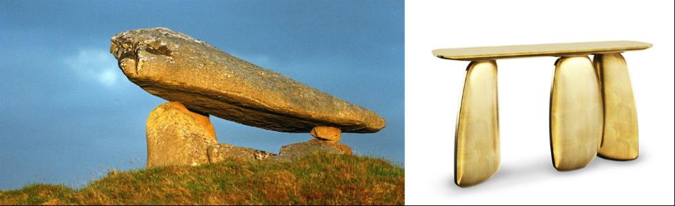BRABBU Design Inspiration - Neolithic Landscapes