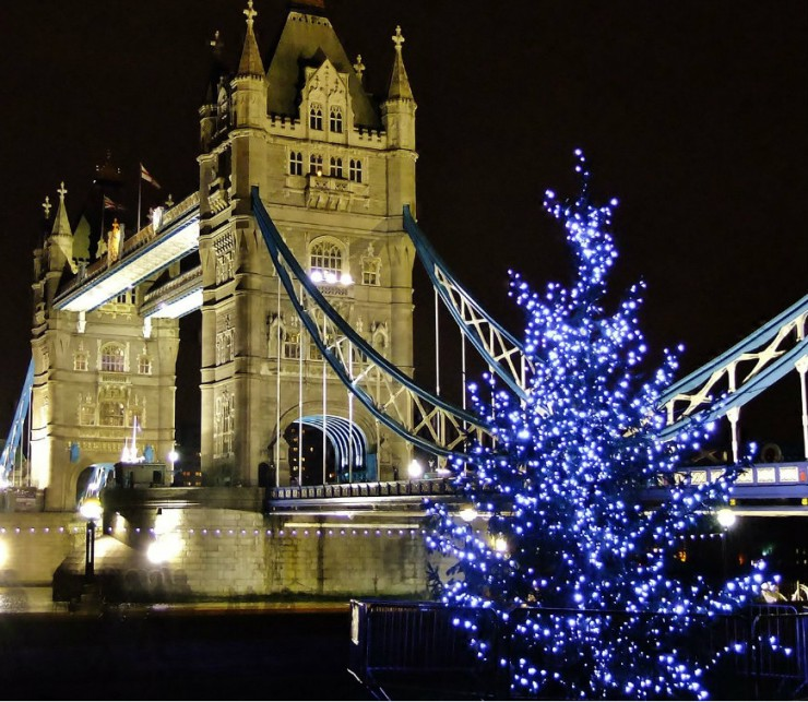 London Christmas Shopping Itinerary, where to go