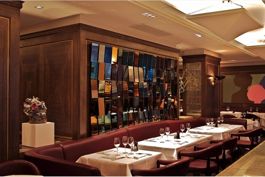 London Restaurant Hotspots Guide, designed by Martin Brudnizki - Scott's london restaurant London Restaurant Hotspots Guide, designed by Martin Brudnizki London Restaurant Hotspots Guide designed by Martin Brudnizki 2