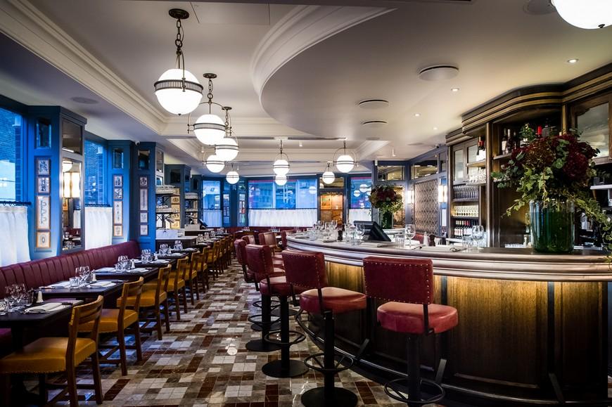 London Restaurant Hotspots Guide, designed by Martin Brudnizki-Ivy Cafe london restaurant London Restaurant Hotspots Guide, designed by Martin Brudnizki London Restaurant Hotspots Guide designed by Martin Brudnizki 6