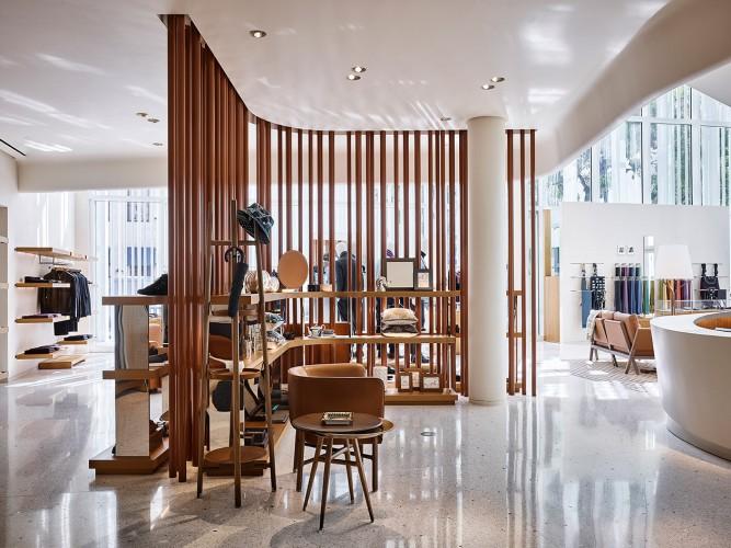 Meet the new Hermès boutique in Miami hermès Hermès new fashion store at Miami design District, inspired by Nature Meet the new Hermes boutique in Miami4 e1448883730433