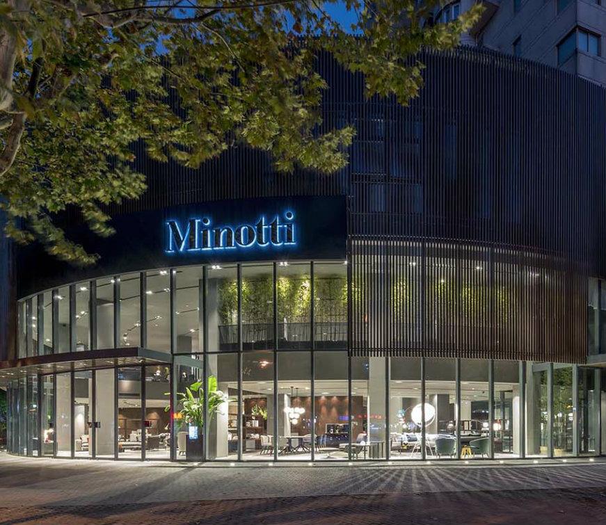 minotti Minotti new showroom at Shanghai by Domus Tiandi Minotti new showroom at Shanghai by Domus Tiandi 20