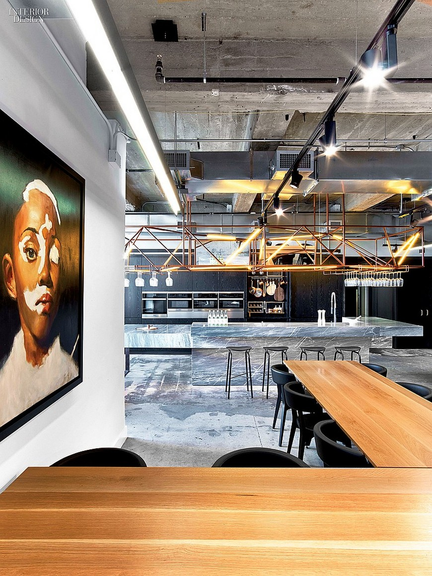 New Rockwell Group Project: WME/IMG's Office