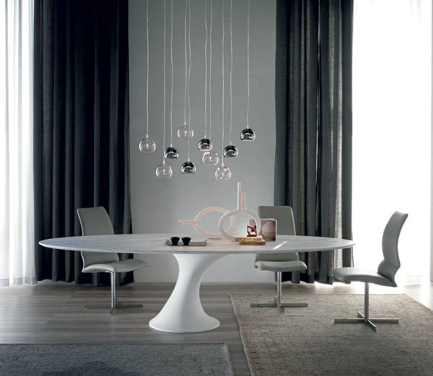 Modern Dining Room Furniture Accessories: Home Decor Style Guide 2016