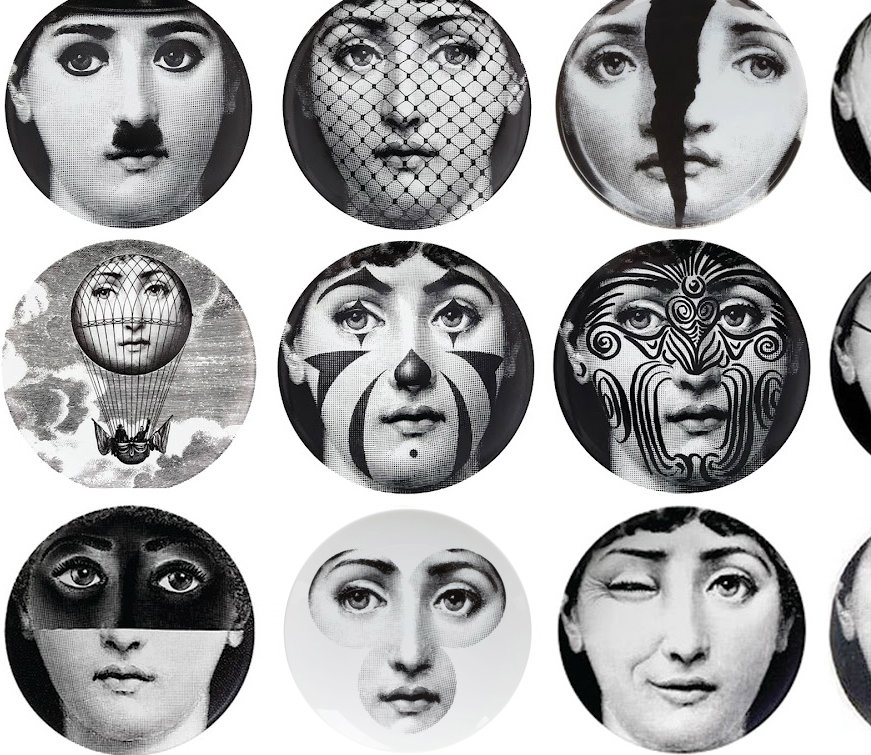christies Piero Fornasetti launches at Christies his vintage ceramic collection Piero Fornasetti will launch at Christies his vintage ceramic collection cover