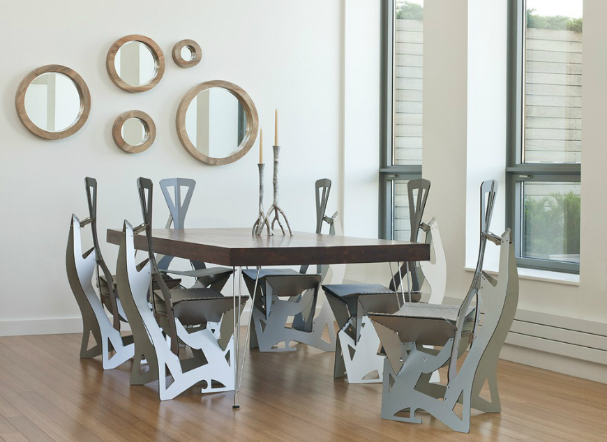 Home Decor Style Guide 2016 Modern Dining Room Chairs : dining from brabbu.com size 870 x 634 jpeg 374kB