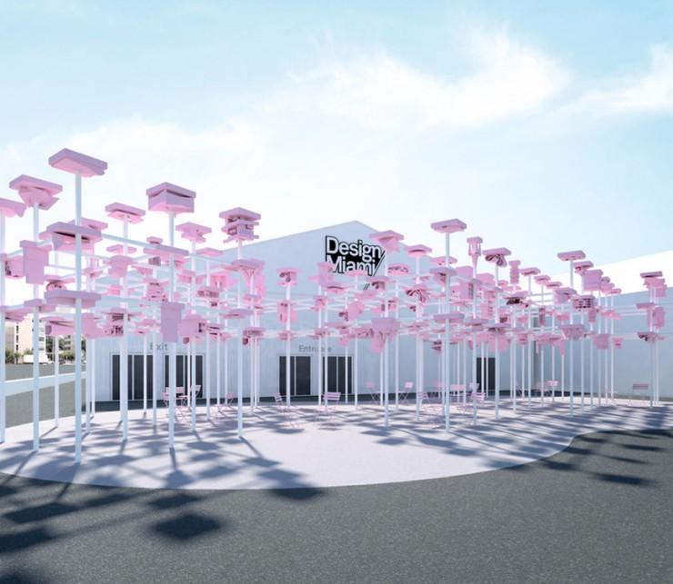 Design Miami Pavilion 2015
