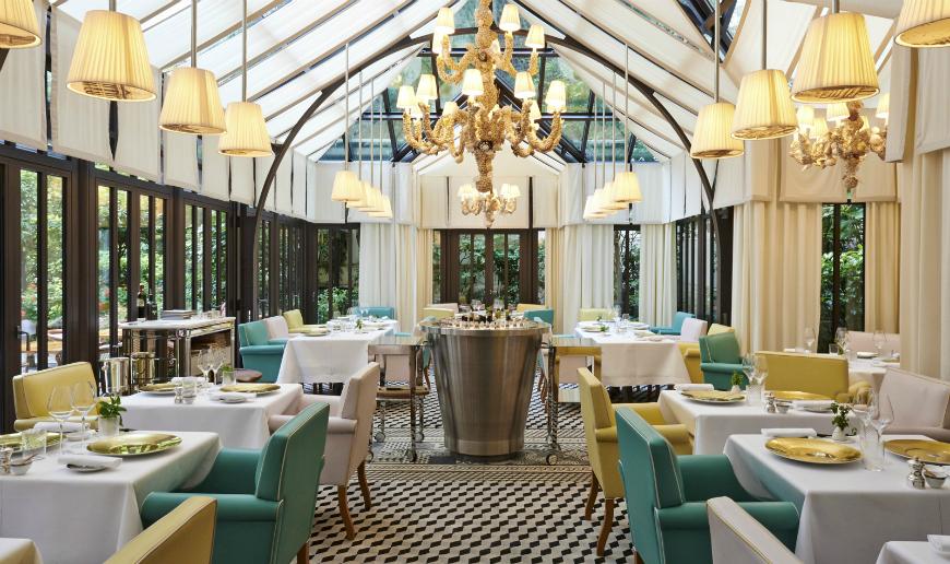Il Carpaccio Best Restaurants In Paris Maison Et Objet Where To Eat During
