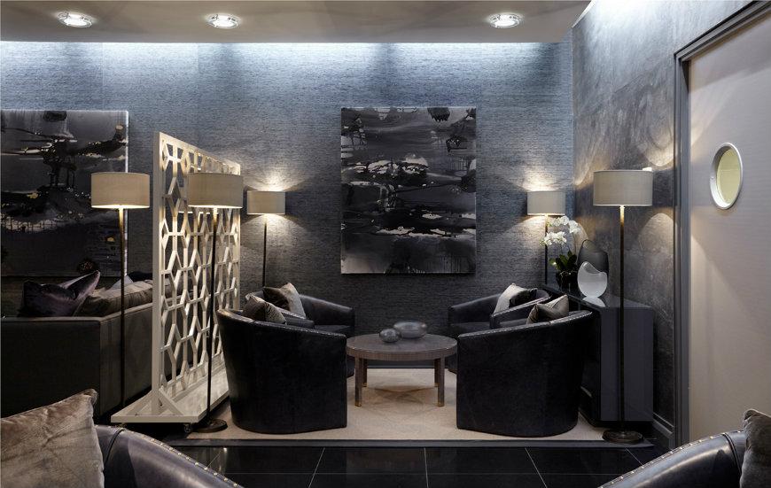 katharine pooley royal suit luxury design uk katharine pooley Interior Design Inspirations By Katharine Pooley katharine pooley royal suit luxury design uk