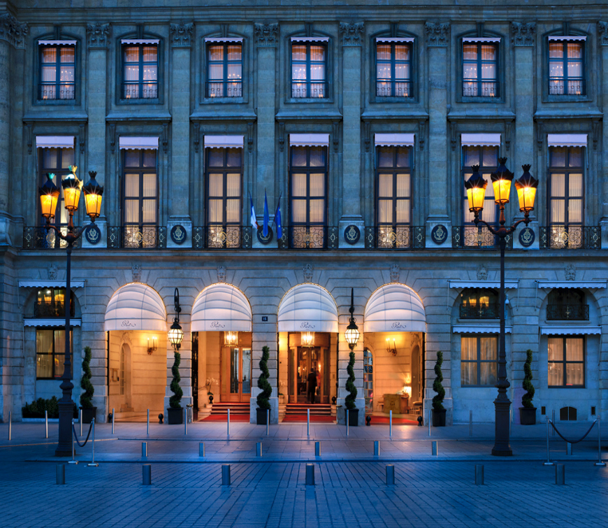 luxury escapes holidays for 2016 travel ideas the ritz paris