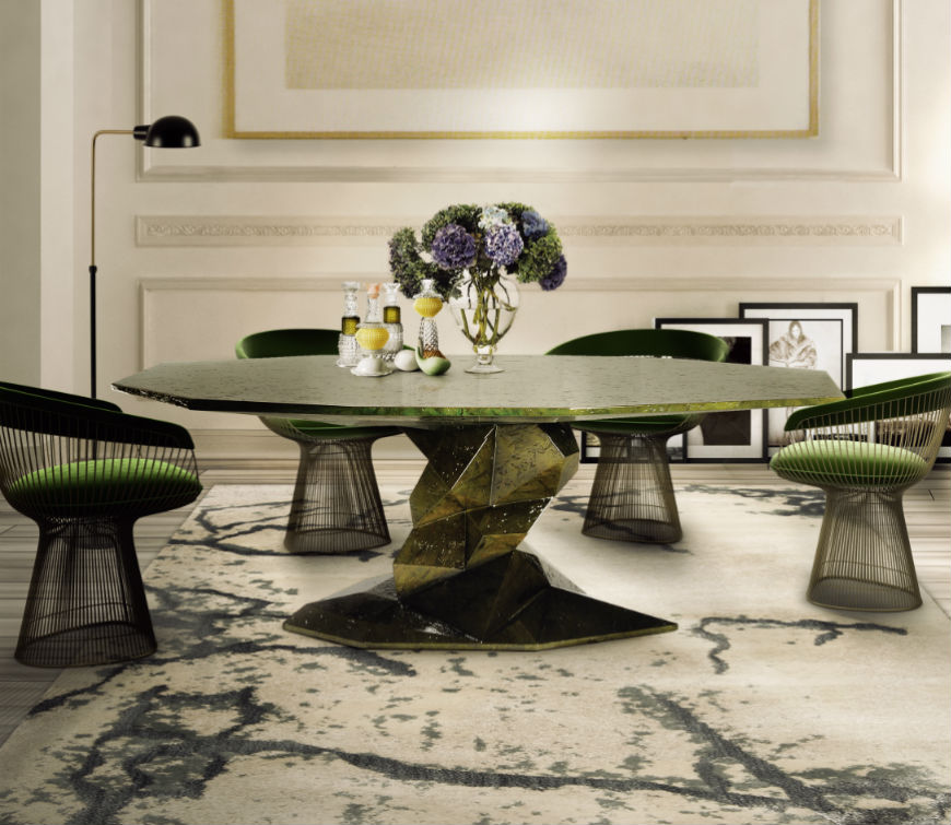5 Round pedestal dining table to have in 2016