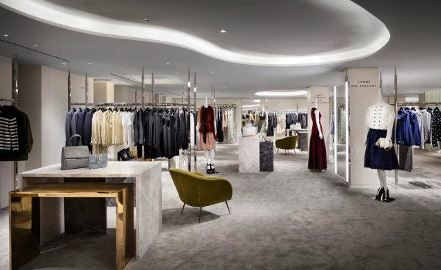 6. Barneys New york shopping in new york Shopping in New York: visit new Barneys flagship store 5