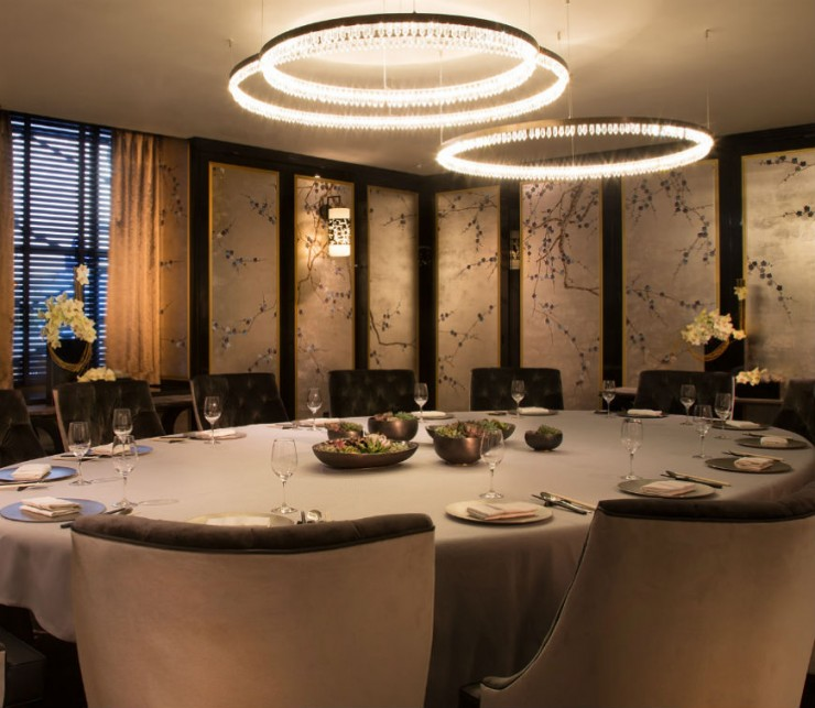Exclusive dining room experiences in the Best NY Restaurants 6