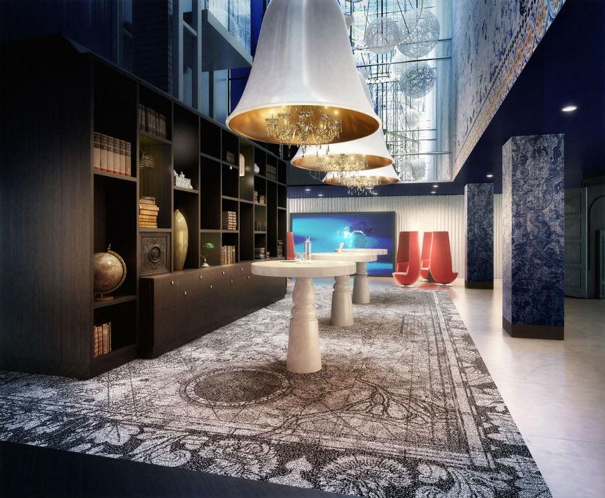 Interior Design Tips By Marcel Wanders
