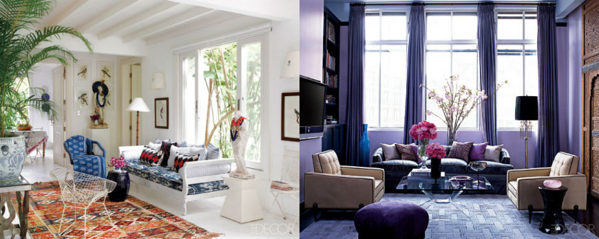 Living Room Ideas 2016 How To Choose A Rug For The Right Scenario