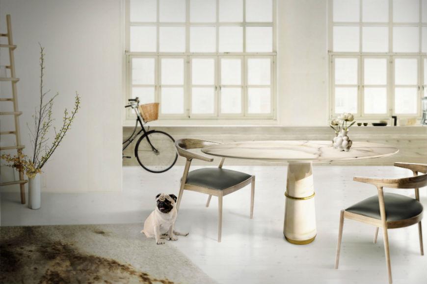 10 Modern Dining Room Decorating Ideas 2
