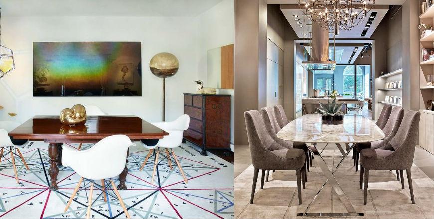10 Modern Dining Room Decorating Ideas 3