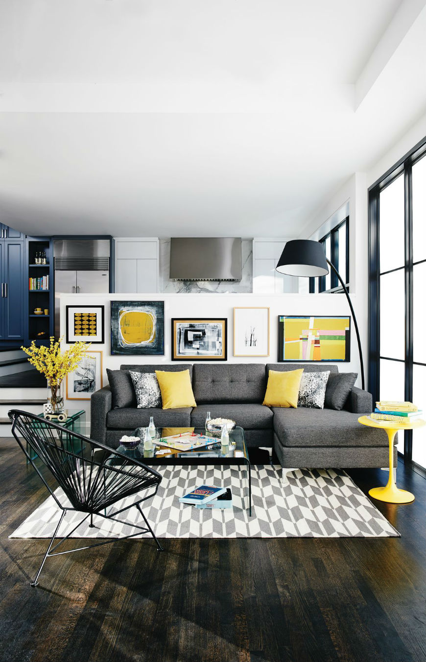 13 Modern Living Room Ideas