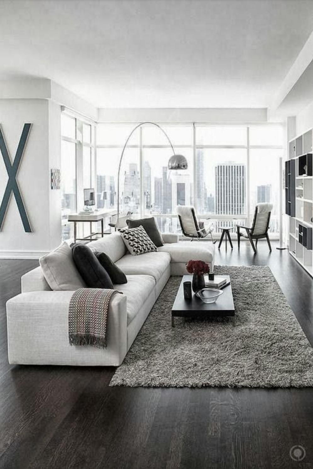 15 Modern Living Room Ideas (2) interior design tips 10 valuable Interior Design Tips to Keep Up With the Trends 15 Modern Living Room Ideas
