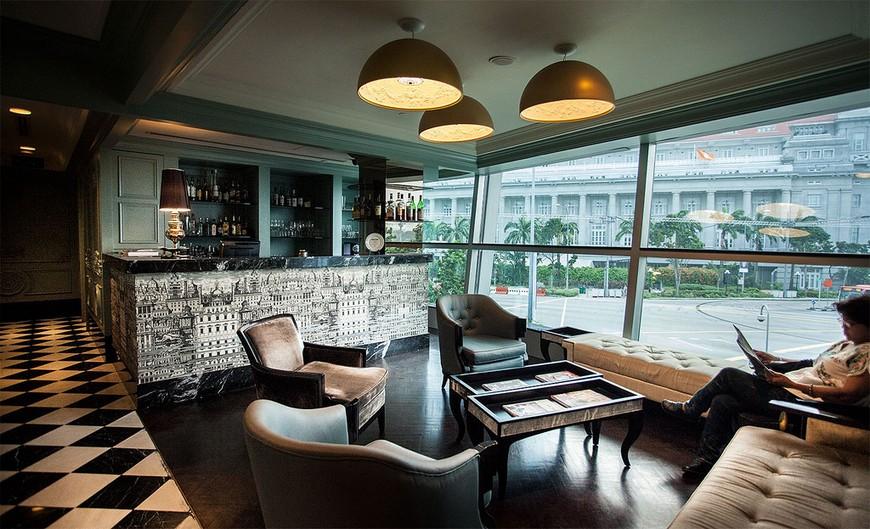 Forlino by jpconcept when restaurant interior design