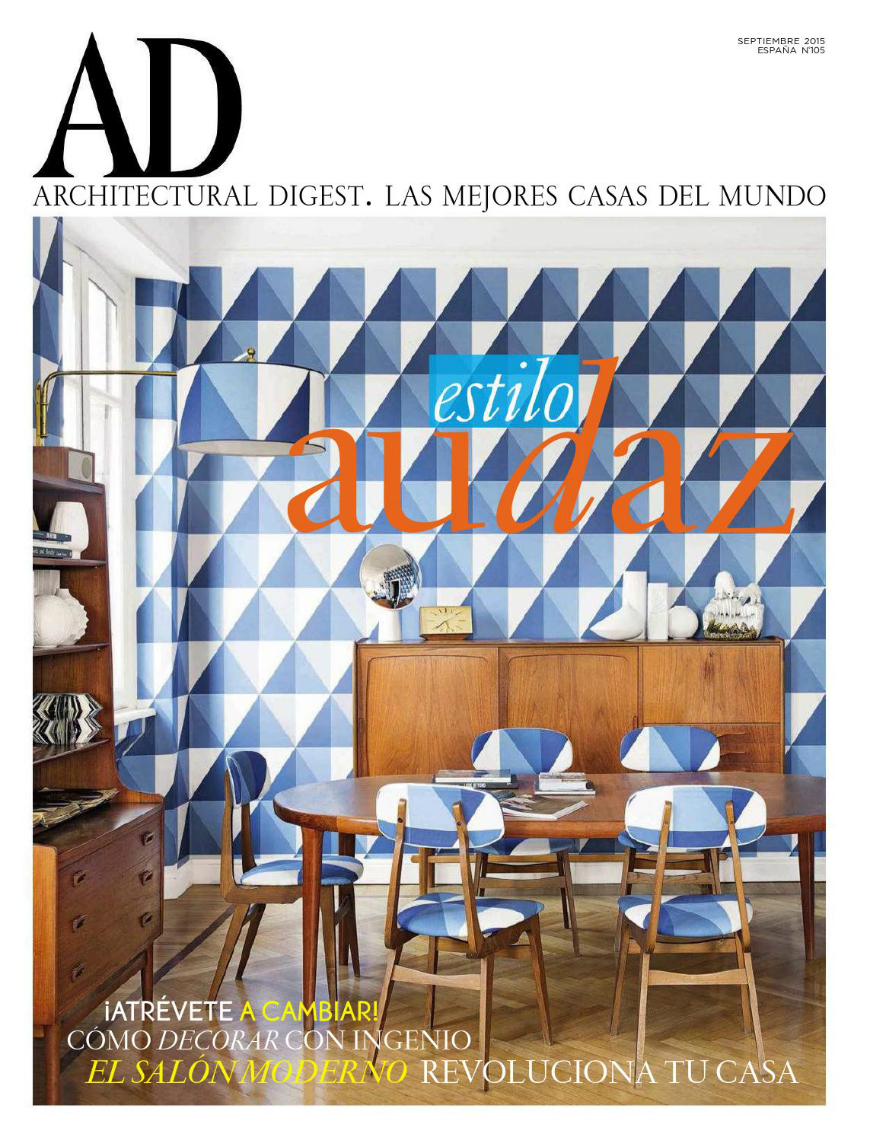 AD Spain turned 10! - BRABBU cover ad spain Best interior design magazines – AD Spain turned 10! AD Spain turned 10 BRABBU cover