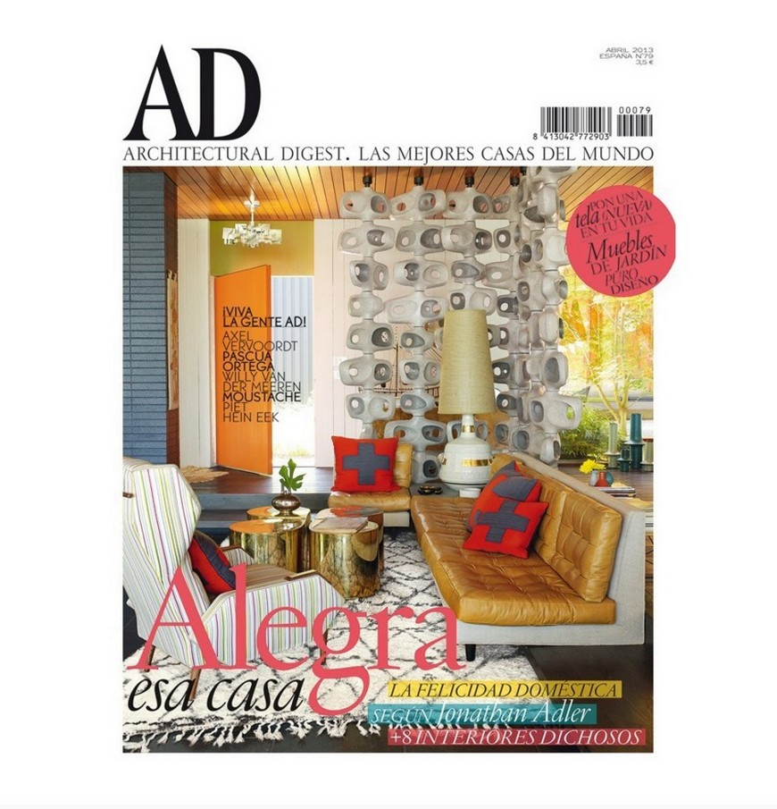 Best interior design magazines ad spain Best interior design magazines – AD Spain turned 10! Best interior design magazines AD Spain turned 10 april 2012