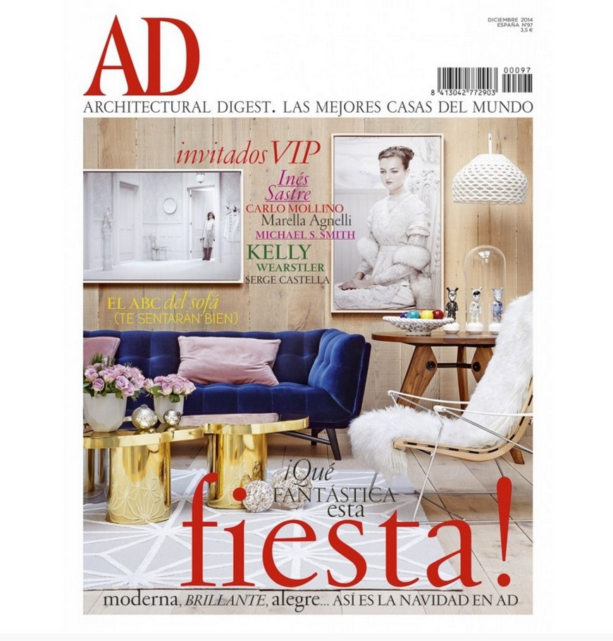 Best interior design magazines ad spain turned 10 - Best interior decorating magazines ...