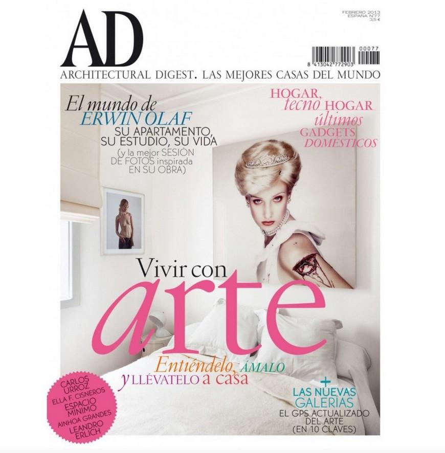 Best interior design magazines ad spain Best interior design magazines – AD Spain turned 10! Best interior design magazines AD Spain turned 10 february 2013