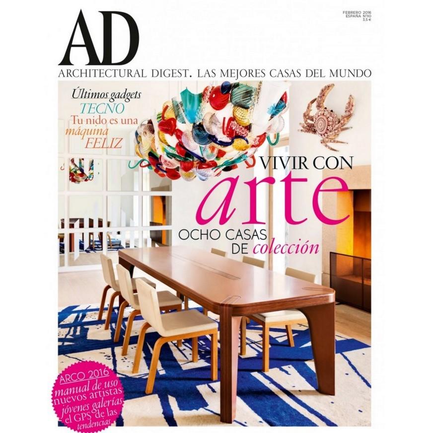 Best interior design magazines ad spain Best interior design magazines – AD Spain turned 10! Best interior design magazines AD Spain turned 10 february 2016