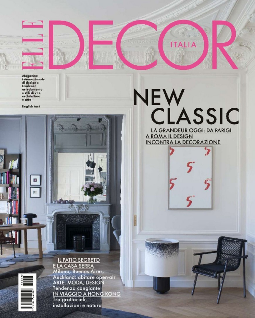 Best Interior Design Magazines-ELLE DÉCOR april Interior Design Magazines Best Interior Design Magazines- Elle Décor May Elle Decor