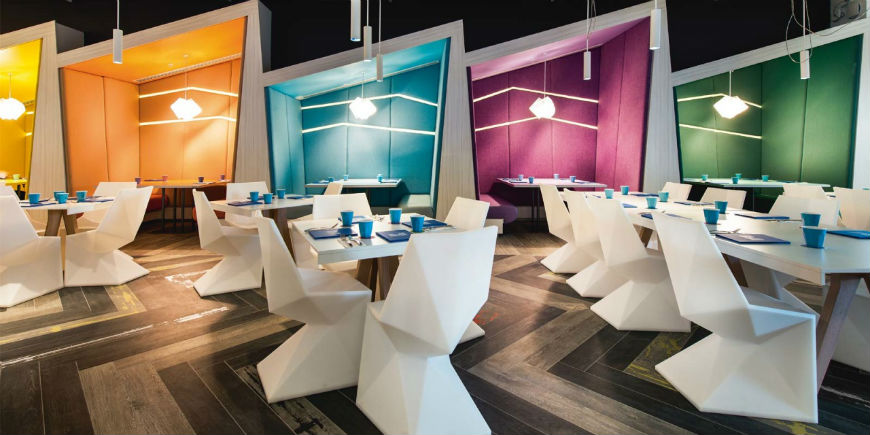 Famous Interior Designers Karim Rashid Design Projects