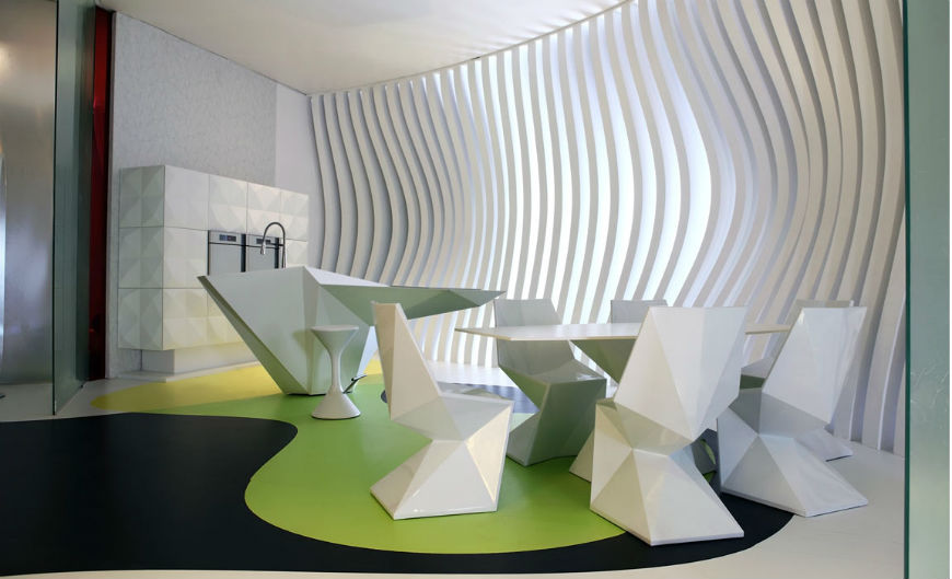 Famous interior designers karim rashid design projects for Renowned interior designers
