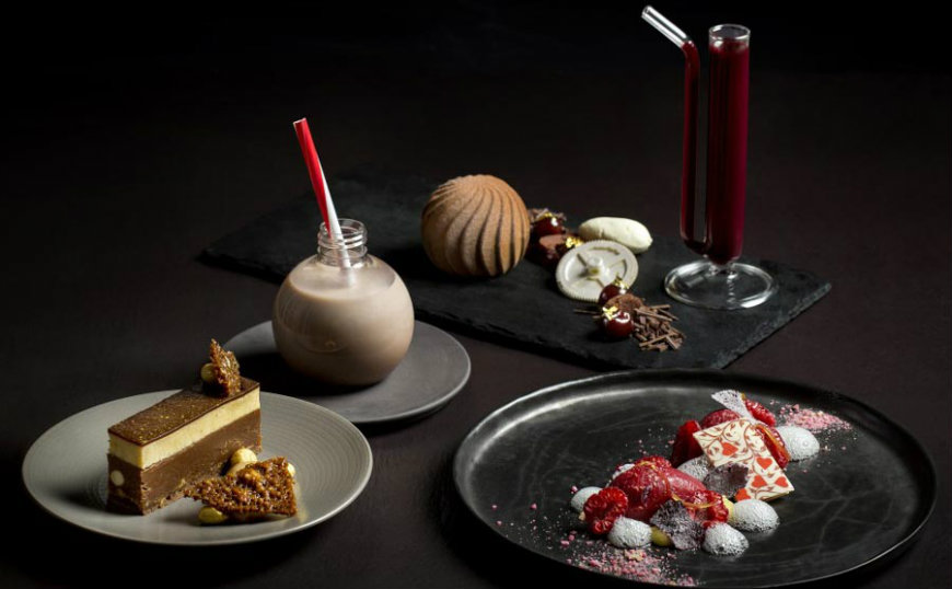 HOTEL CAFÉ ROYAL OPENS THE FIRST DESSERT RESTAURANT IN LONDON 3 Dessert Restaurant HOTEL CAFÉ ROYAL OPENS THE FIRST DESSERT RESTAURANT IN LONDON HOTEL CAF   ROYAL OPENS THE FIRST DESSERT RESTAURANT IN LONDON 3