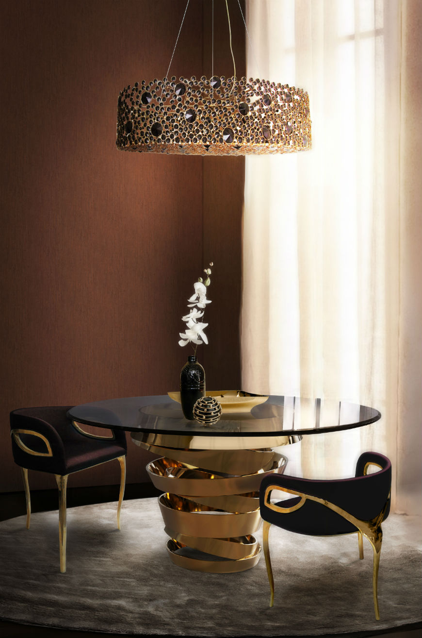 How to place a rug with a round dining table  round dining table How to place a rug with a round dining table How to place a rug with a round dining table 2
