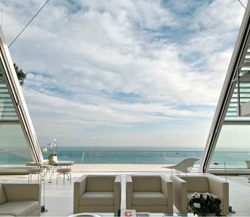 foster and partners Top 5 interior projects by Foster and Partners IMG2