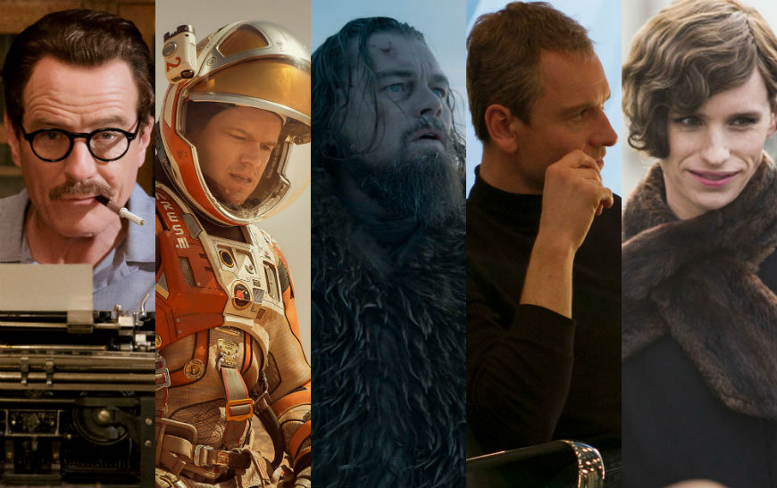 Oscars 2016 Leonardo Dicaprio Wins Best Actor Award with The Revenant (2)