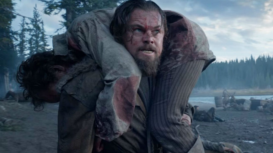 Oscars 2016 Leonardo Dicaprio Wins Best Actor Award with The Revenant (3)