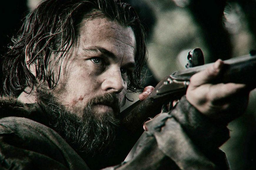 Oscars 2016 Leonardo Dicaprio Wins Best Actor Award with The Revenant (5)