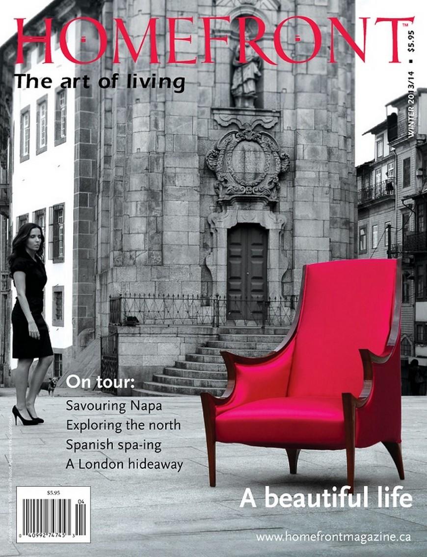 Best interior design magazines canada for Best home design magazines