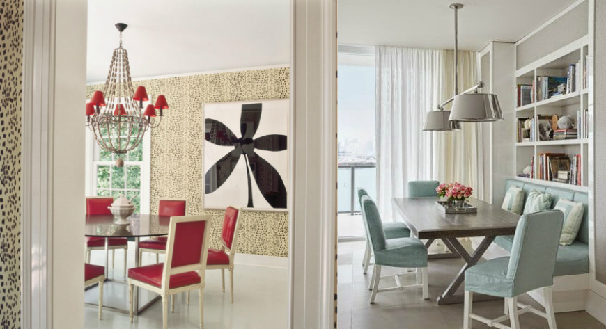 Designers Show Their Best Dining Rooms Ideas (3) Top Designers Top Designers Show Their Best Dining Rooms Ideas Top Designers Show Their Best Dining Rooms Ideas 11