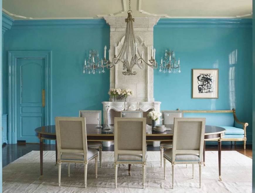 Top Designers Show Their Best Dining Rooms Ideas (3) Top Designers Top Designers Show Their Best Dining Rooms Ideas Top Designers Show Their Best Dining Rooms Ideas 4