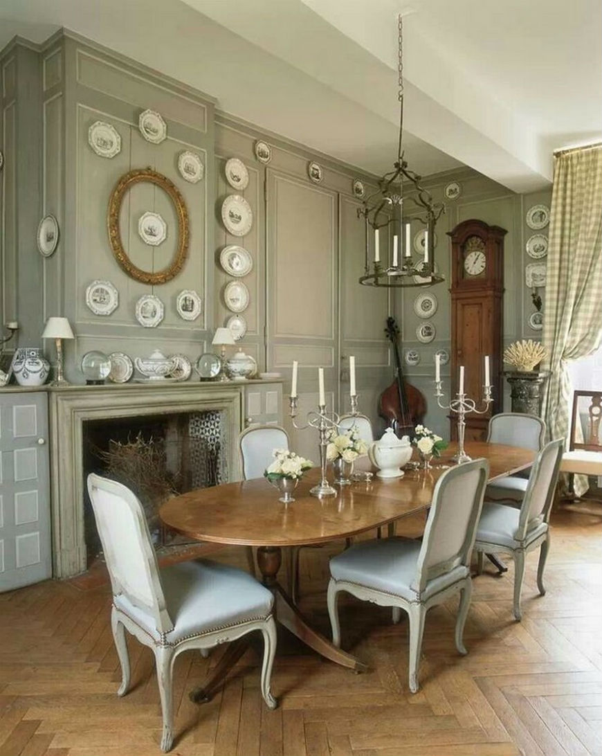 Top designers show their best dining rooms ideas for Dining room interior images