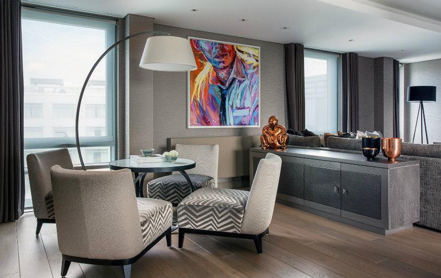 West London Penthouse by Dekker2 rené dekker West London Penthouse by René Dekker West London Penthouse by Ren   Dekker2