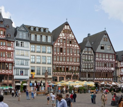 What to Do in Frankfurt During Lighting and Building 2016?