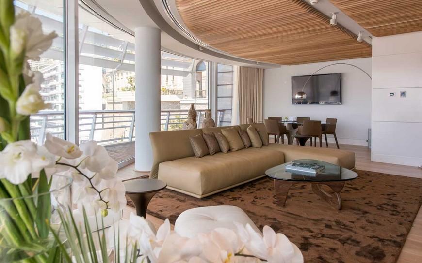 Yacht Club de Monaco foster and partners Top 5 interior projects by Foster and Partners Yacht Club de Monaco1