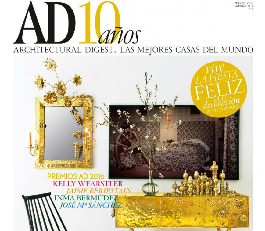 Best interior design magazines - AD Spain turned 10! ad spain Best interior design magazines – AD Spain turned 10! ad3
